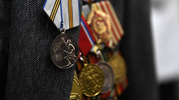 Юбилейная медаль 75 лет Победы в Великой Отечественной войне