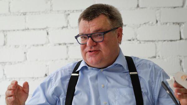 Виктор Бабарико