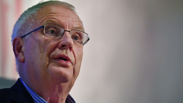 Президент Европейской легкоатлетической ассоциации (European Athletics) Свен-Арне Хансен