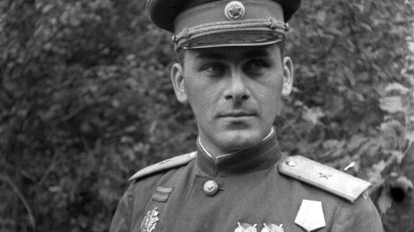 Генерал-майор Глеб Бакланов