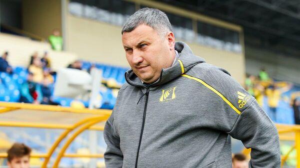 Старший тренер молодежной команды Ростова Заур Тедеев