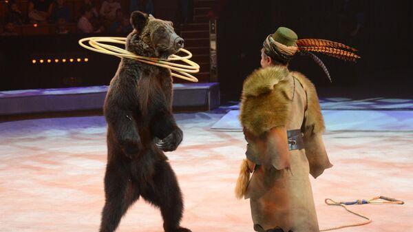 Премьера нового шоу Цирка братьев Запашных