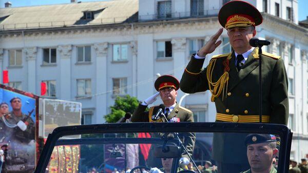 Парад Победы в Луганске
