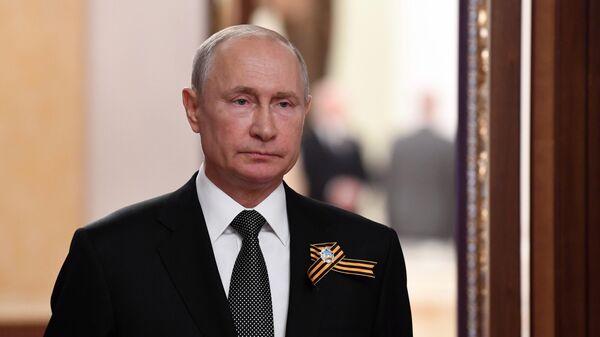 Президент РФ Владимир Путин встречает в Кремле глав иностранных государств, приглашенных на военный парад в ознаменование 75-летия Победы в Великой Отечественной войне 1941-1945 годов