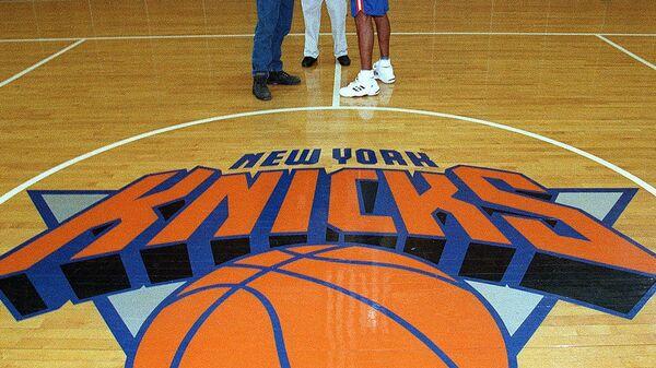 Логотип клуба НБА Нью-Йорк