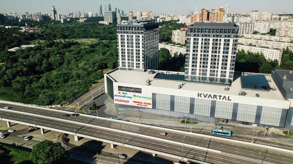 МФК Kvartal West в Москве