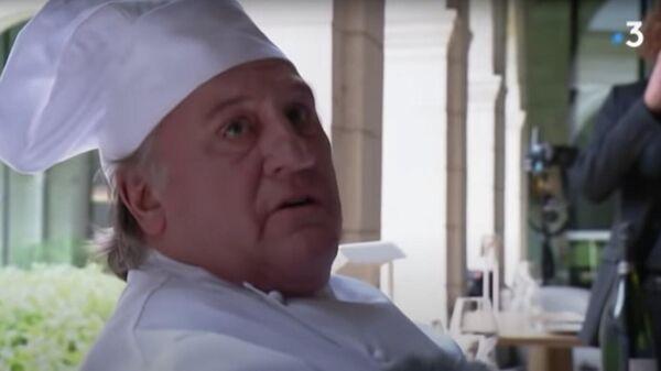 Скриншот видео о съемках фильма Imamu