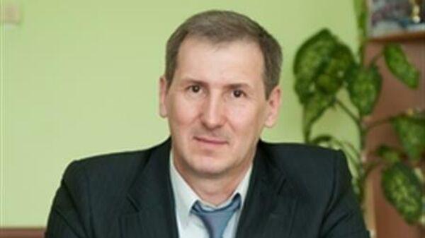 Мэр города Тулун Юрий Карих