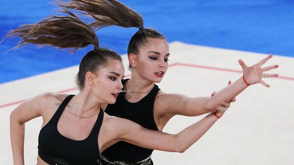 Дина и Арина Аверины