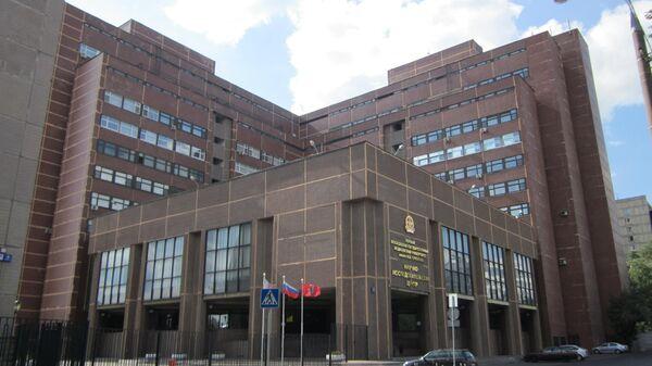 Первый московский государственный медицинский университет, Москва, Россия