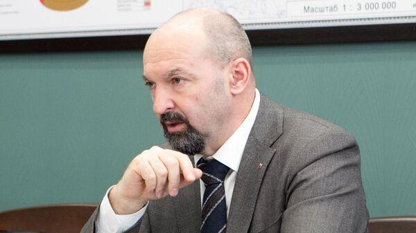 Глава Рослесхоза Сергей Аноприенко