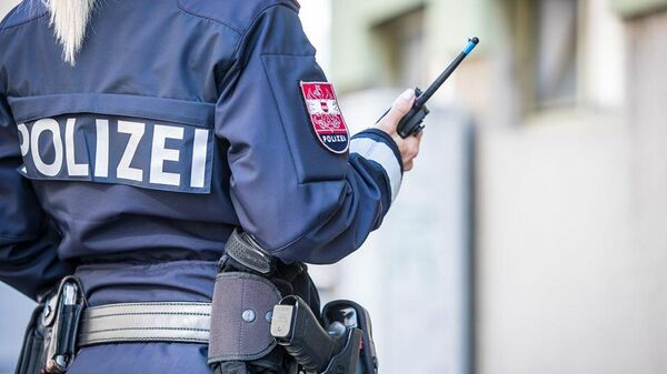 Сотрудник полиции в Австрии