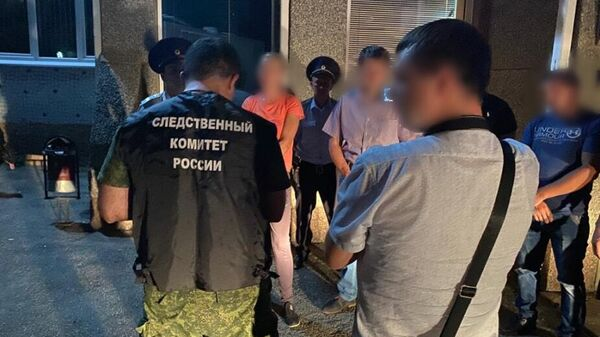Сотрудники СУ СК России по Краснодарскому краю занимаются расследованием уголовного дела