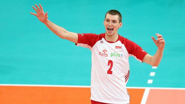 Волейболист Урала и сборной Польши Мачей Музай