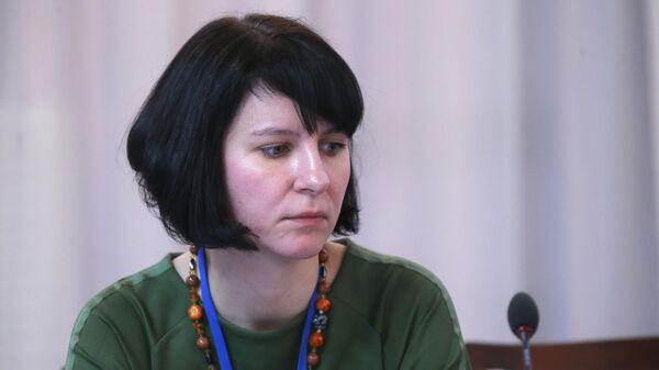 Руководитель отдела внешней политики газеты Коммерсантъ Елена Черненко