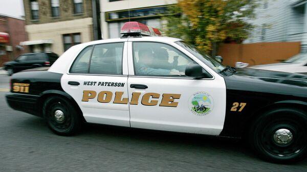 Автомобиль полиции, США