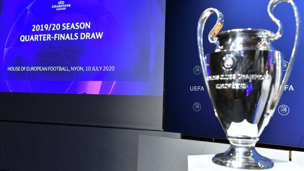 Трофей Лиги чемпионов УЕФА по футболу