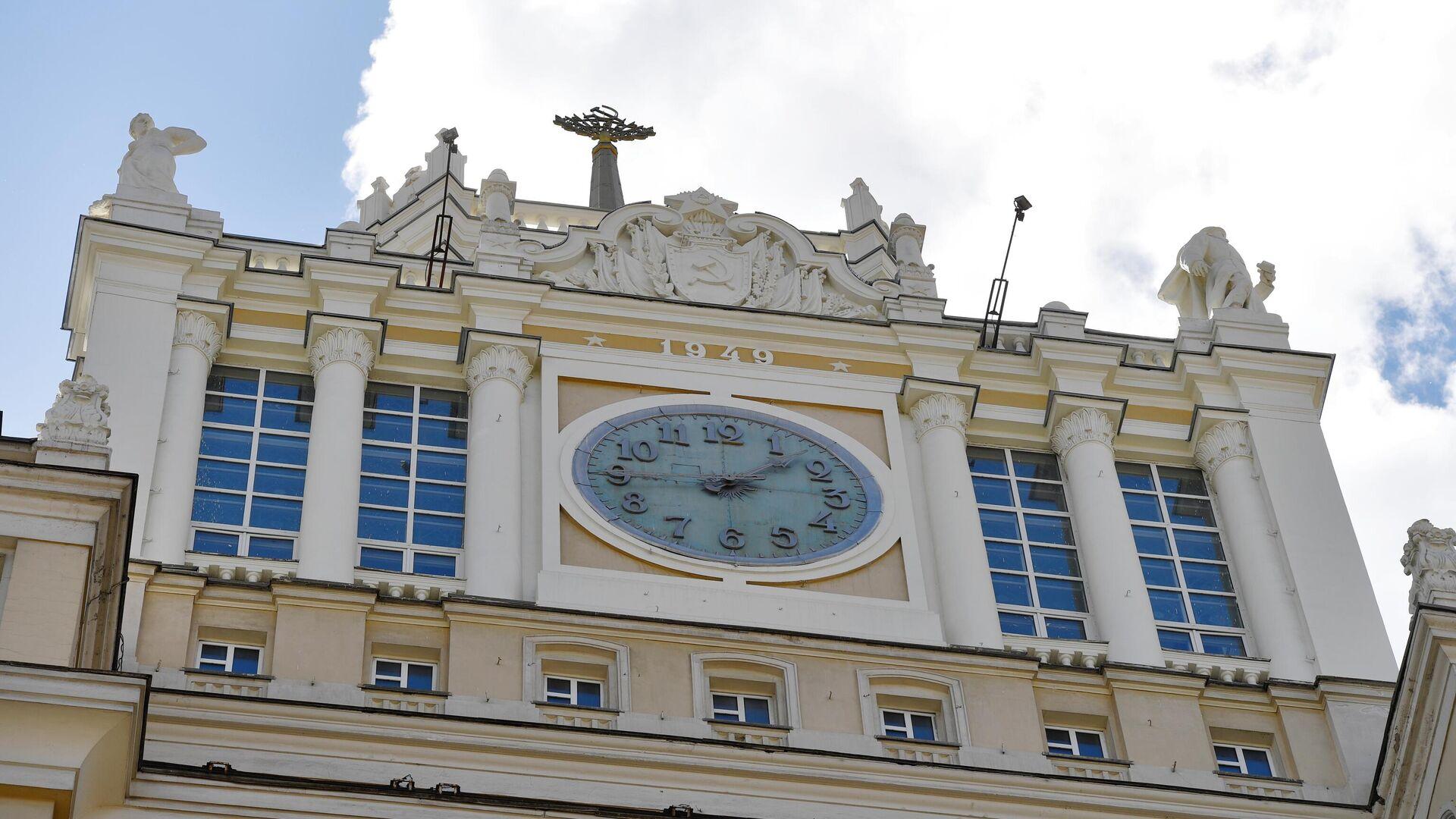 Здание гостиницы Пекин в Москве - РИА Новости, 1920, 16.06.2021