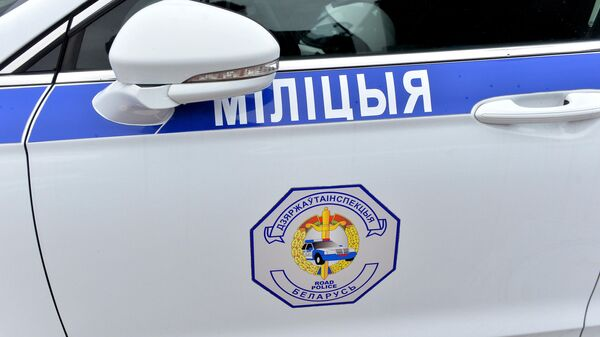 Милиция Белоруссии