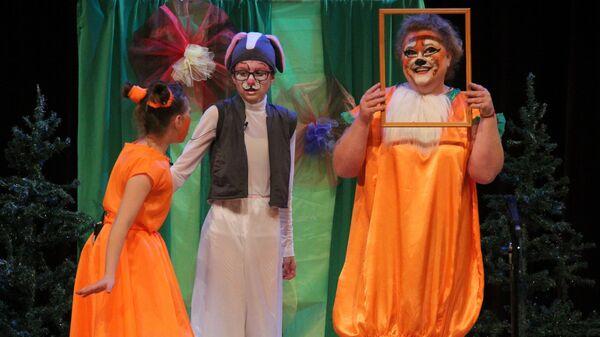 Всероссийский фестиваль семейных любительских театров Сказка приходит в твой дом