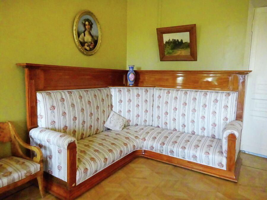 Комнаты в Большом доме