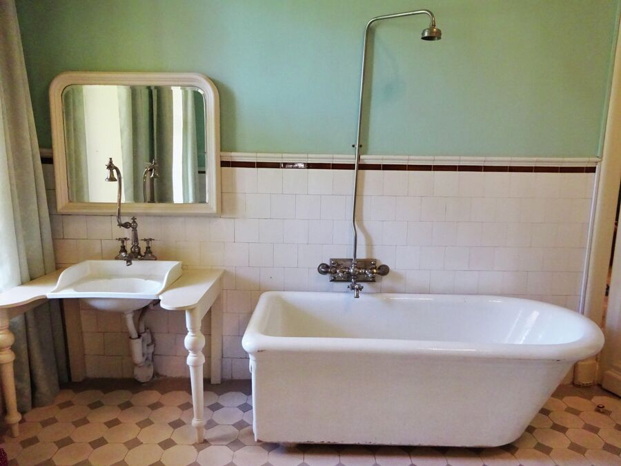 Мужская ванная