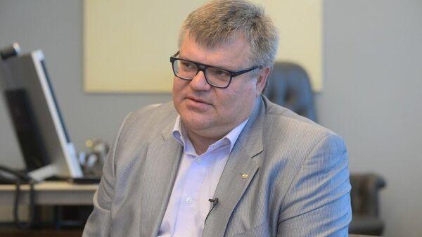 Кандидат в президенты Белорусии Виктор Бабарико