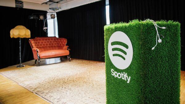 Штаб-квартира компании Spotify в Стокгольме, Швеция