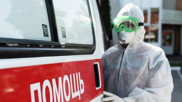 Работа скорой помощи Домашний доктор в Тамбове