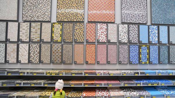 Многообразие плитки
