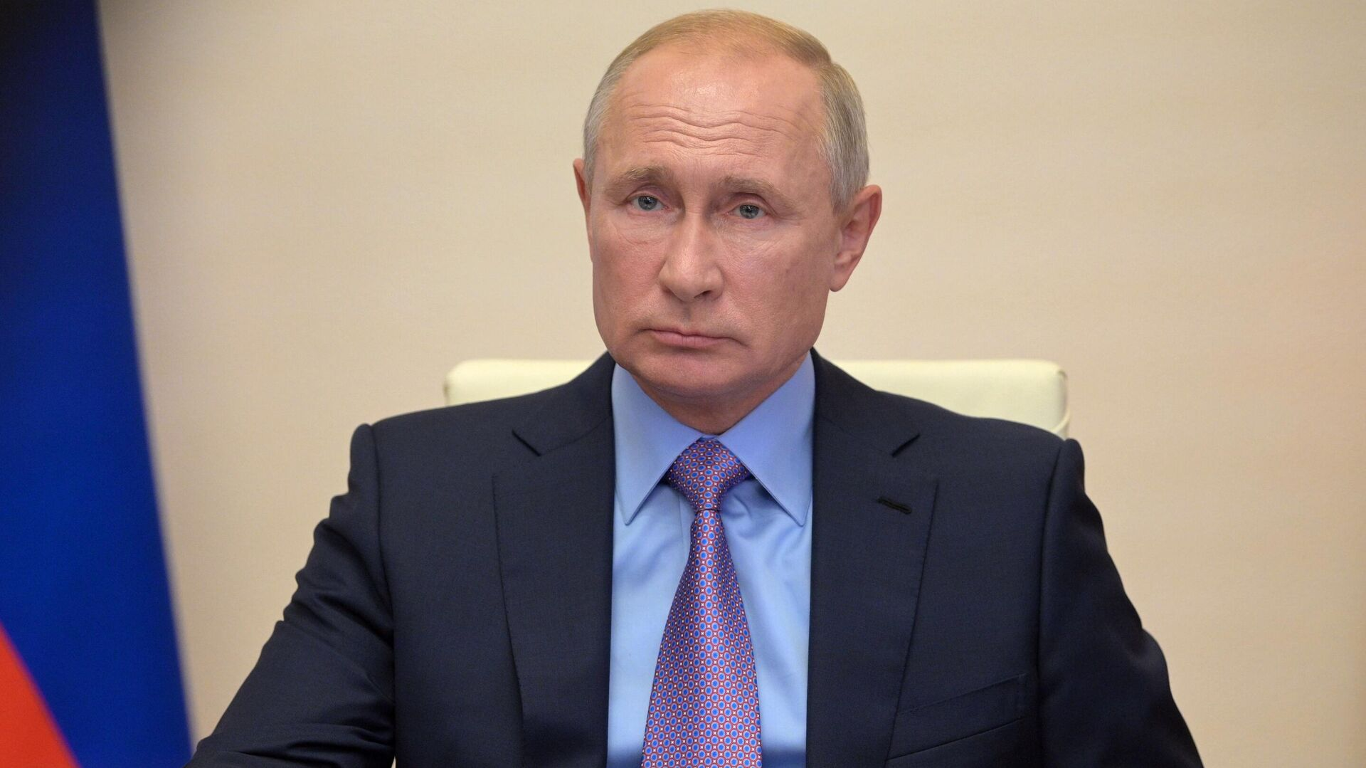 Президент РФ Владимир Путин - РИА Новости, 1920, 20.07.2020