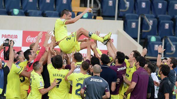 Игроки ФК Вильярреал
