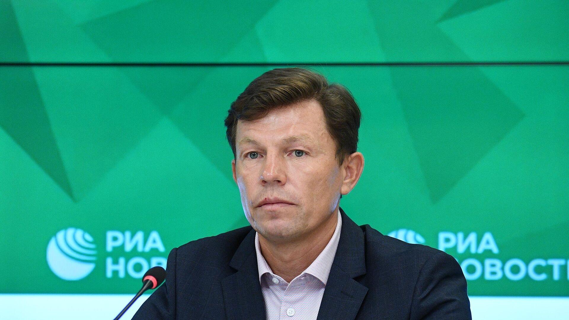 Виктор Майгуров - РИА Новости, 1920, 19.09.2021