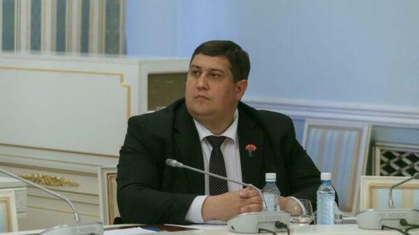 Министр АПК и потребительского рынка Свердловской области Дмитрий Дегтярев