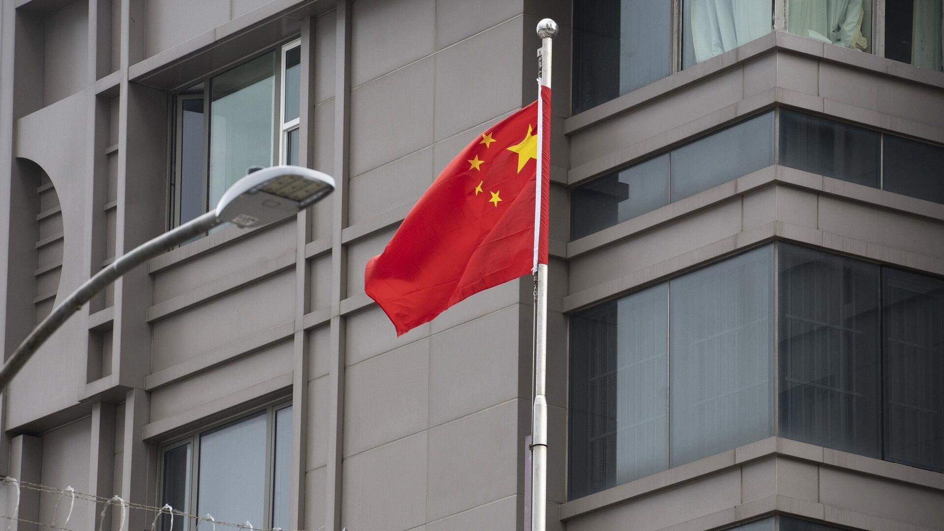 Генеральное консульство КНР в Хьюстоне - РИА Новости, 1920, 20.01.2021