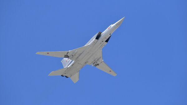 Дальний сверхзвуковой бомбардировщик-ракетоносец Ту-22М3