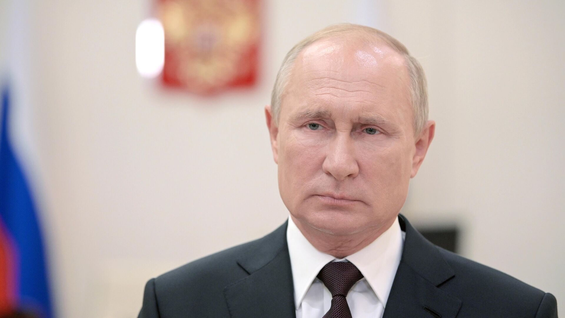 Президент РФ Владимир Путин - РИА Новости, 1920, 11.08.2020