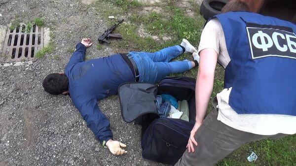 Террорист, ликвидированный сотрудниками правоохранительных органов в Москве в районе Химок