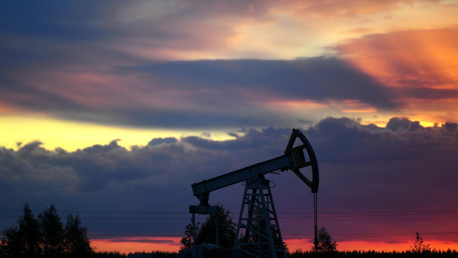 Нефтяная качалка в Республике Татарстан - РИА Новости, 1920, 01.09.2021