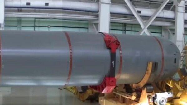 Подводный аппарат Посейдон