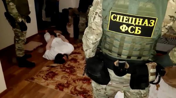 ФСБ РФ пресекла деятельность террористической организации в Волгоградской области