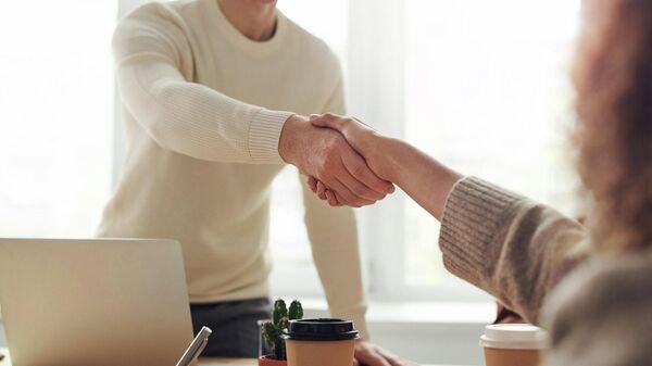 Участники бизнес-консультации