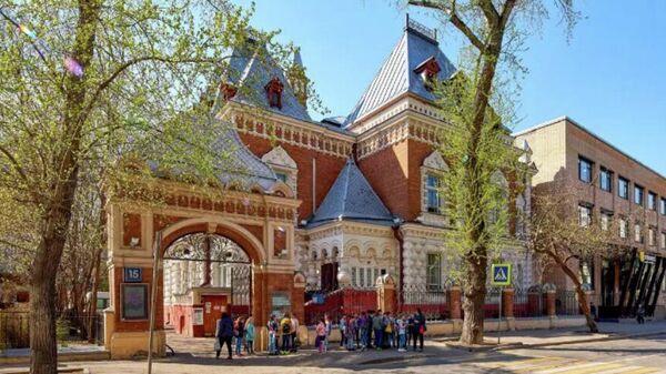 Биологический музей имени Тимирязева в Москве