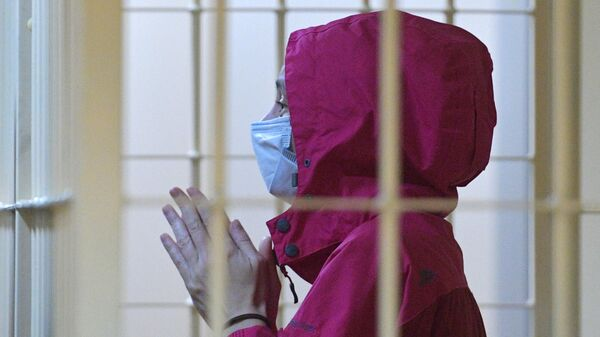 Обвиняемая в убийстве мужа-рэпера Энди Картрайта Марина Кохал