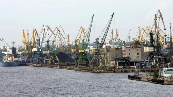Рижский порт