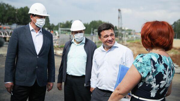 Движение по путепроводу в подмосковном Дедовске запустят в сентябре