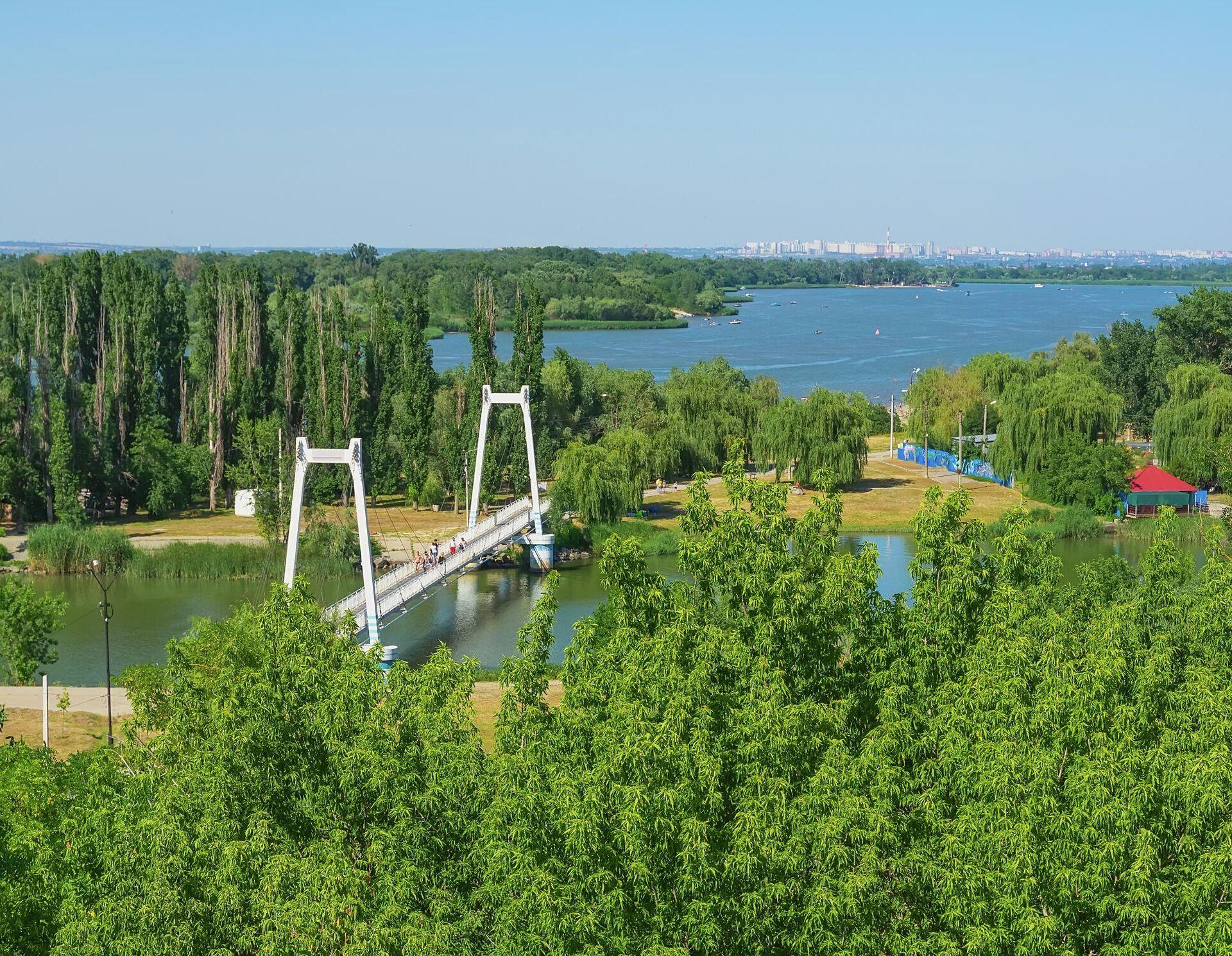 Вид на реку Дон  - РИА Новости, 1920, 28.09.2021