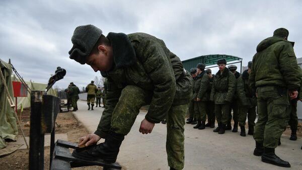 Военнослужащие Республики Беларусь