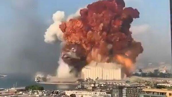 Взрыв в Бейруте: самый мощный в истории Ливана