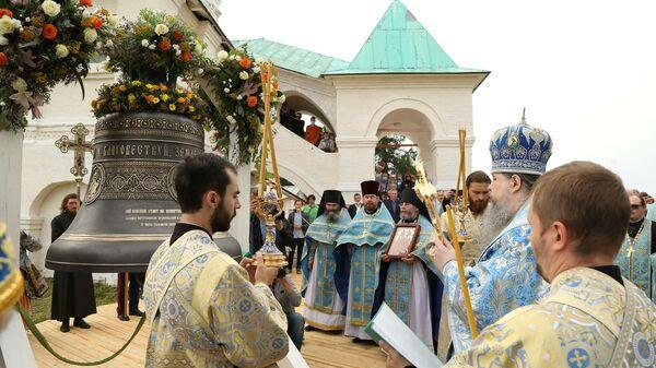 Торжественные мероприятия, посвященные 500-летию Свято-Троицкого Антониево-Сийского монастыря